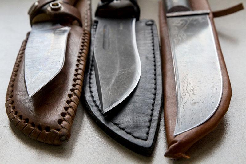 заточка охотничьих ножей в Москве
