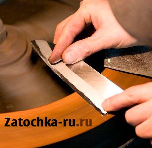 Наточить японский нож ножи викторинокс хантер про отзывы